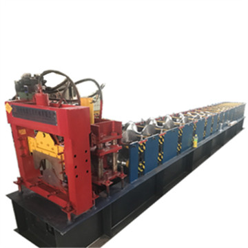 DX 312 ridge tile roll forming machine