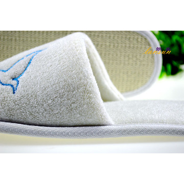 Terry Slipper Nonslip Sole Fashion Towel Slipper
