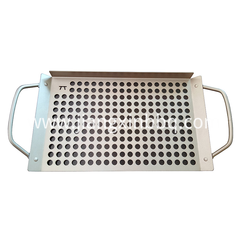 Bowl Basket Bbq For Vegetable Pan