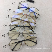 Cat Eye Design Full Frame Optical Glasses