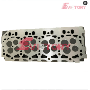 4TNV98 cylinder head block crankshaft connecting rod