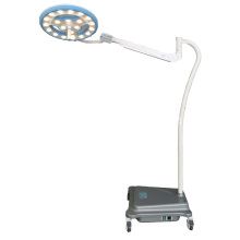 Hollow type mobile surgical lamp