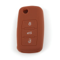 Car Remote Silicone Key Case  For Vw