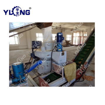 Wood Waste Pressing Machinery