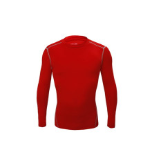 Customized blank Rash Guard spandex compression shirts