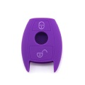 Benz 2 butona Mini Cover Silicone Key