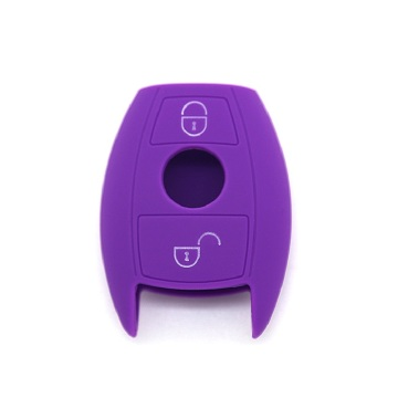 Benz 2 buttons Mini Silicone Key Cover