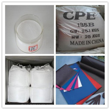 Chlorinated Polyethylene Elastomer Resins