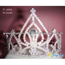 Wholesale Pageant Tiara Crown For Sale