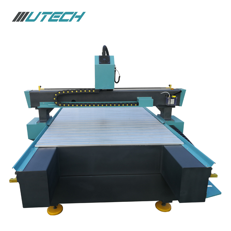 3.2kw Cnc Router for Drilling and Milling