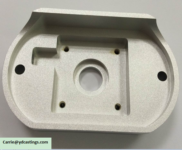 Customized CNC Machined Aluminum Parts for Furniture