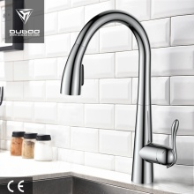 Tradition Single-Handle Swivel Pull Down Kitchen Faucet Taps