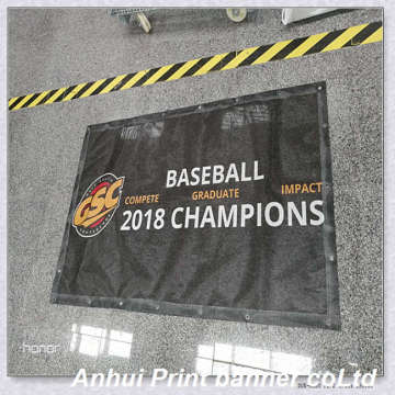 Custom Heavy Duty Pvc Mesh Banner