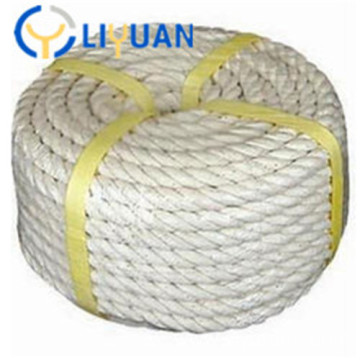 Braided twisted pp polypropylene rope