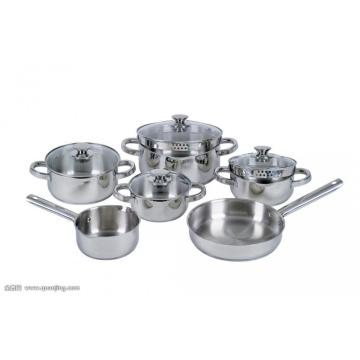 Stainless Steel Cookware Set Stainless Steel Pots