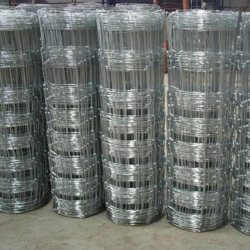2.5mm Galvanised Wire Field Fence