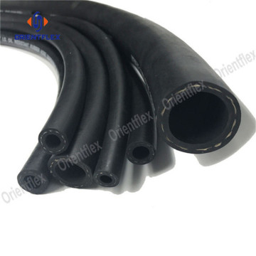 NBR car fuel oil drain hose 300psi