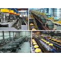100-600 T/D Quick Lime Calcining Production Line