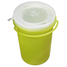 Massive Selection for Portable Small Sharps Container, Sharp Disposal Container - China manufacturer. Sharps Container 1.0L supply to Sri Lanka Manufacturers