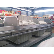 Southeast Asia popular Automatic Filter Press