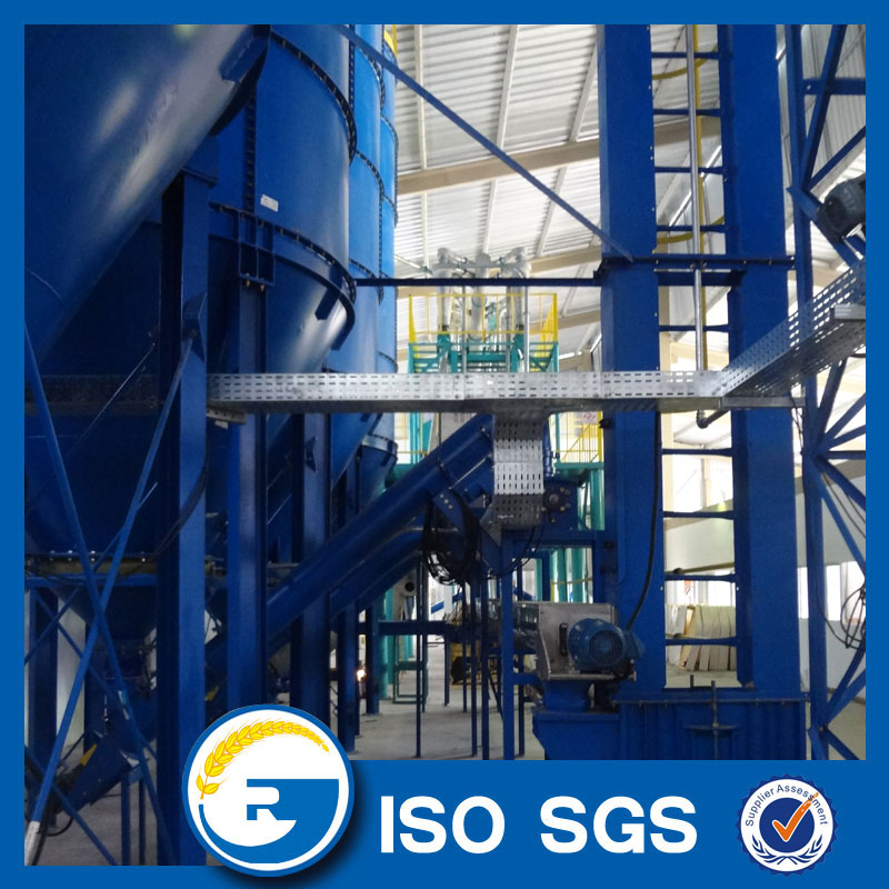 50 Tonnes Wheat Flour Mill
