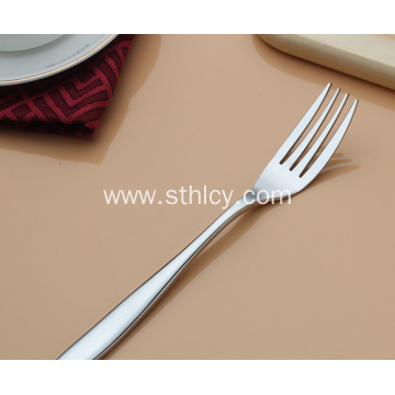 Stainless Steel Flatware Tableware Set with Knife Fork