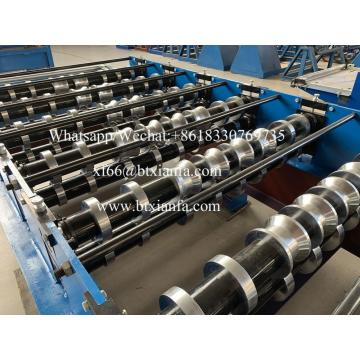Trapezoidal Long Span Metal Roof Sheet Forming Machines