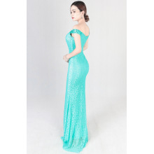 Book the trade lace, long drag, sexy nightclub, dress, foreign trade evening dress