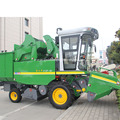 maize corn harvesting machine in india