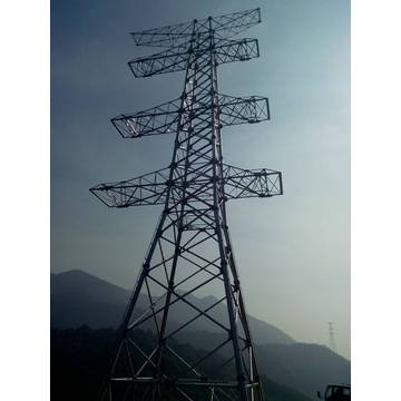 100% Original for Transmission Line Steel Tubular Tower Electric Power Steel Tower supply to Liechtenstein Supplier