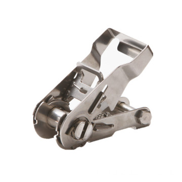 Grab handle 25MM 304SS Cargo Lock Ratcheting Buckle