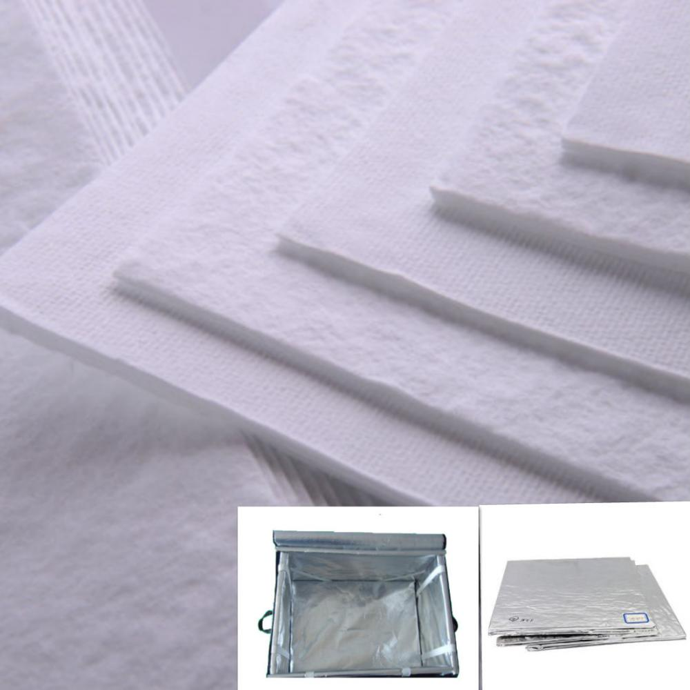 Glass Microfiber Thermal Insulation Panel Useful