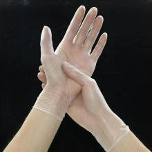 synthetic industrial pvc protection gloves