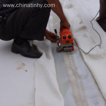 200g/0.5mm/200g Composite Geomembrane with Geotextile