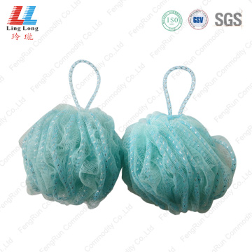Charming lace fizzy sponge ball