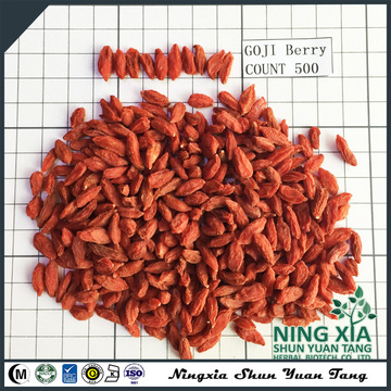 Goji Berry Organic Wine Extract