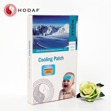 New Effective gel cooling pads fever reducing cooling pads for baby use