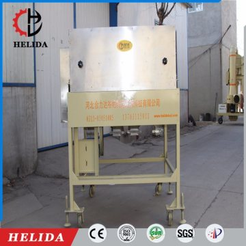 Soil Metal Magnetic Separator for Grain Seed Bean