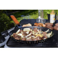 BBQ Pans Non-stick Vegetable Barbecue Basket Tray