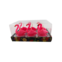 lovely animal shaped birthday gift candle wholesale