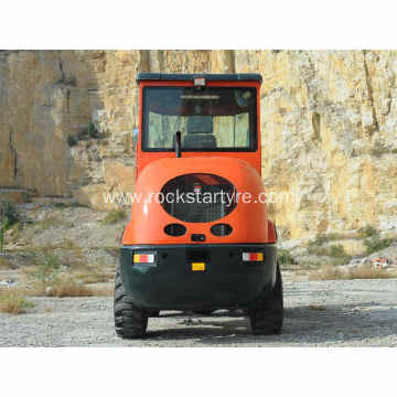 4WD Articulated Rough Terrain Forklift CPCY30