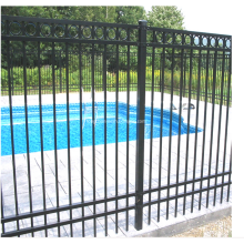 Metal Ornamental Fences Palisade Fencing