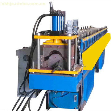 Popular in Europe ridge cap roll forming machine