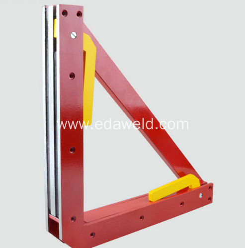 Large Triangle Magnetic Welding Positioner