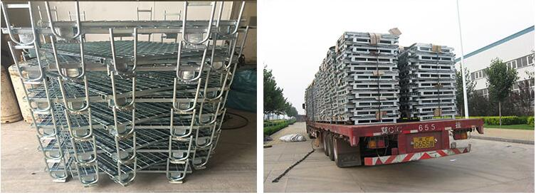 Versatile Usage Pallet Cages