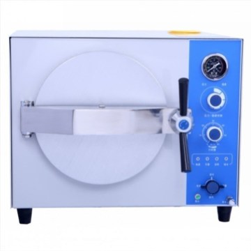Durable stainless steel vacuum autoclave machine