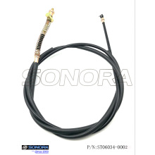 Cheapest Price for Qingqi Scooter Rear Brake Cable BAOTAN BT49QT-9D3(2B) Rear Brake Cable (P/N:ST06034-0002) Top Quality supply to Portugal Supplier