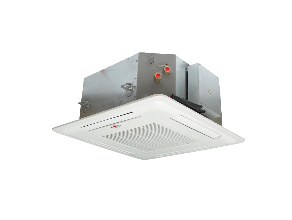 Chilled Water Cassette Fan Coil Unit