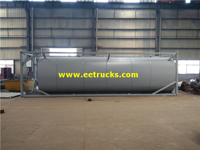 28000L Sulfuric Acid Tanker Containers