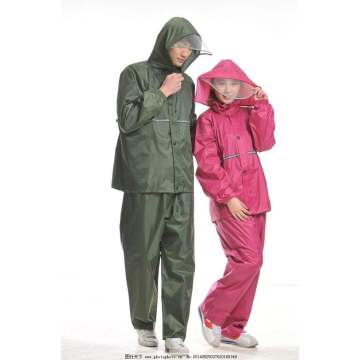 Hot Selling Wholesale High Quality Fashion Raincoat